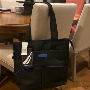 Nautica Downhaul Luggage Tote. Brand New With Tags